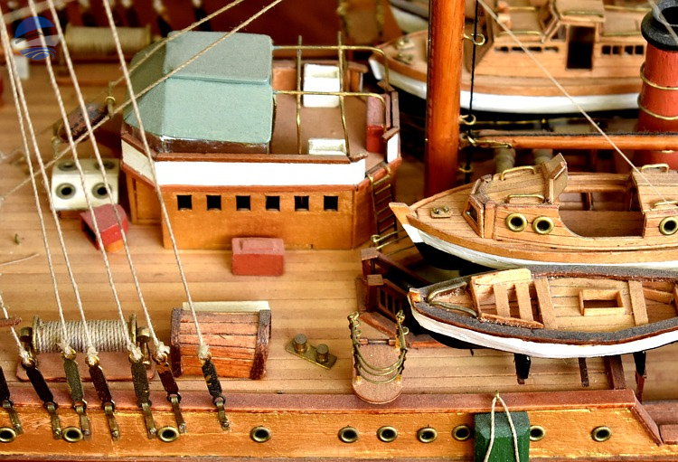 Basic Tips for Building Model Ships